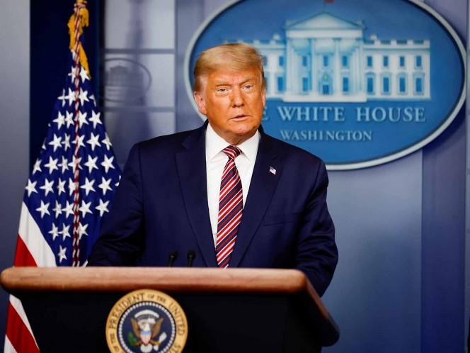 El presidente Trump asegura que ya ganó la reelección en Estados Unidos y con cifras históricas.