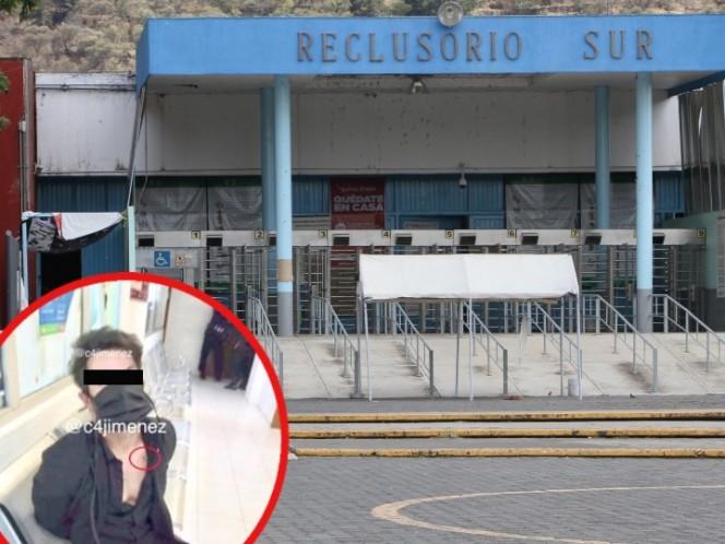 Eleazar Gómez es trasladado el Reclusorio Sur acusado de tentativa de feminicidio