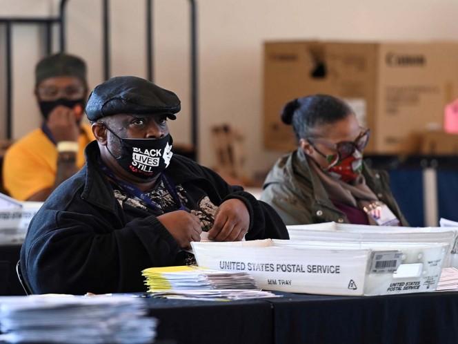 En varios estados existen mecanismos para el conteo de 'voto por voto'.