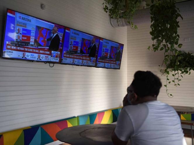 Los conteos en Nevada, Georgia y Pensilvania tardan más de lo esperado por especialistas o los propios candidatos.
