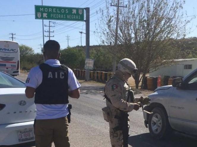 Caen 2 mujeres tras balacera y persecución en Coahuila