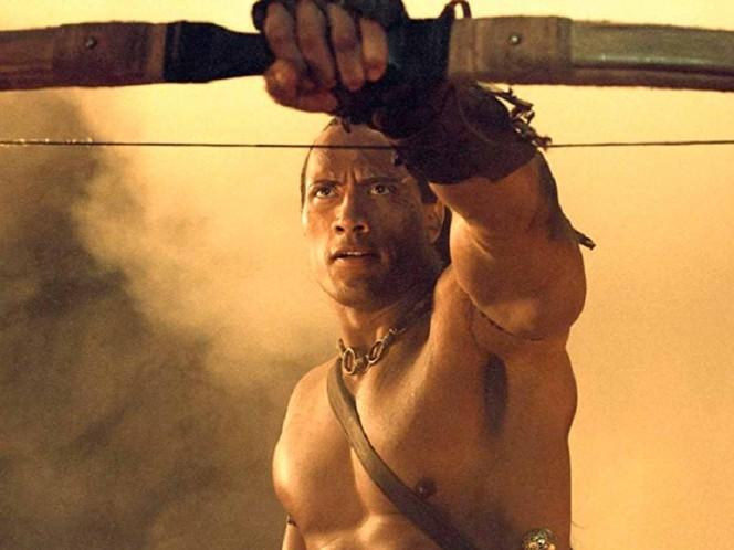 El rey Escorpión, spin-off de La momia, fue todo un éxito de taquilla. Foto: universal