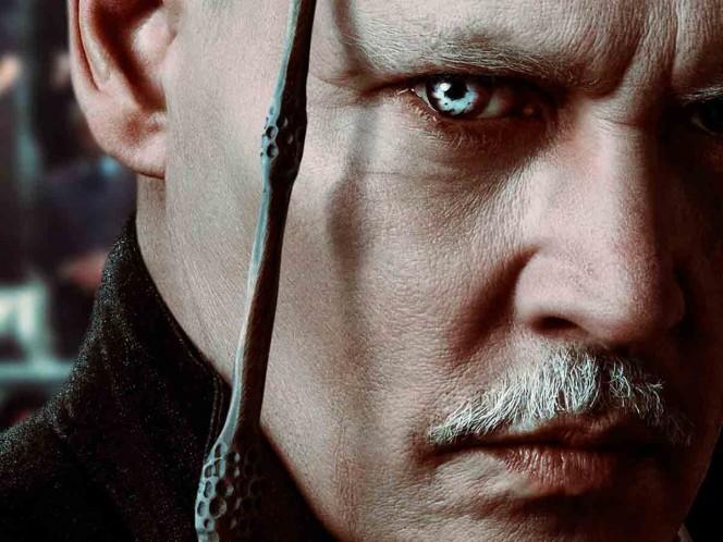 Johnny Depp cobrará íntegramente su salario, diez millones de dólares. Foto: warner