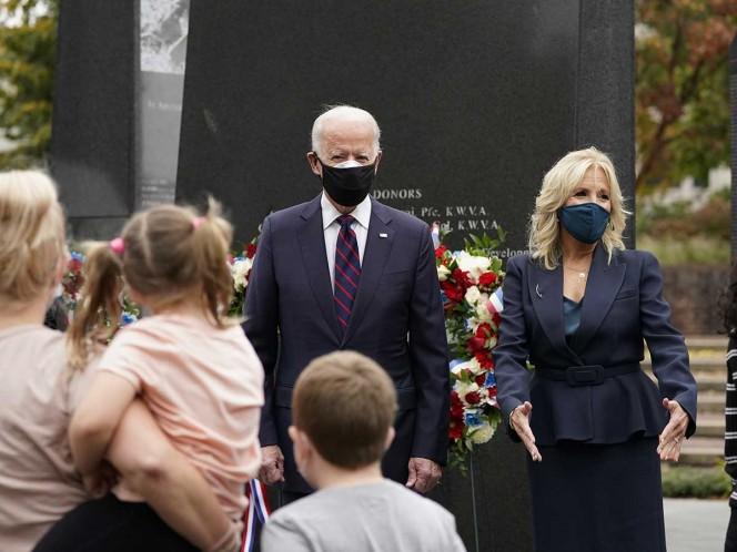 Biden prosigue con transición a pesar de bloqueo