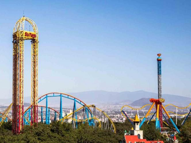 Six Flags aclara que joven no murió tras accidente en un juego