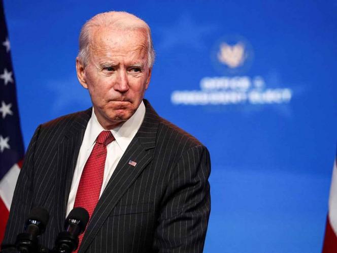 Poner EU en confinamiento 'sería contraproducente': Biden