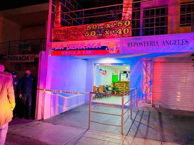 En riña de bar, teniente del ejército mata a civil en Hidalgo