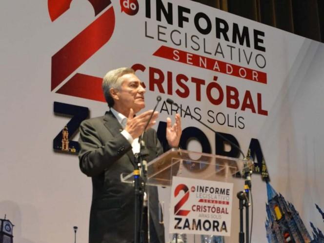 En 2021 Michoacán tendrá los instrumentos de gobierno para la 4T: Arias