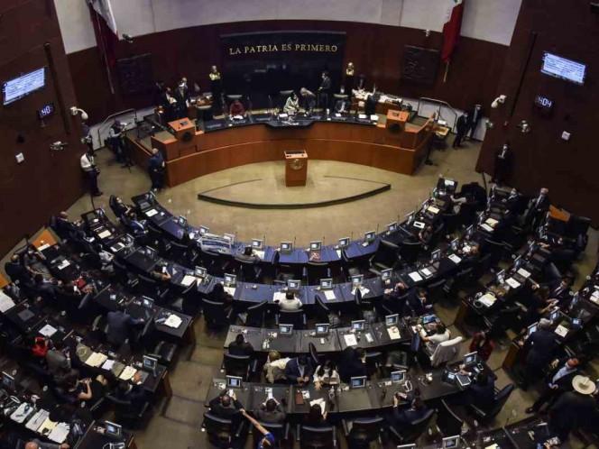 Pleno del Senado aprueba fin del fuero presidencial