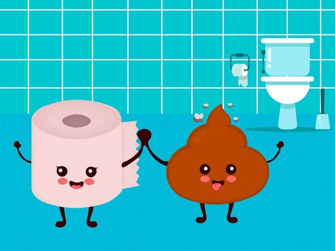 Papel de baño, Papel higiénico, Salud, Fecalismo, Materia fecal, Heces fecales, Excremento, Residuos, Bote, Inodoro, Excusado, Baño, Salud, Microorganismos, Enfermedades, UNAM, México