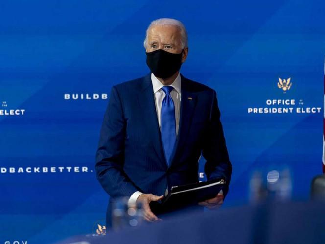 'La ayuda está en camino', dice Biden ante crisis por covid en EU
