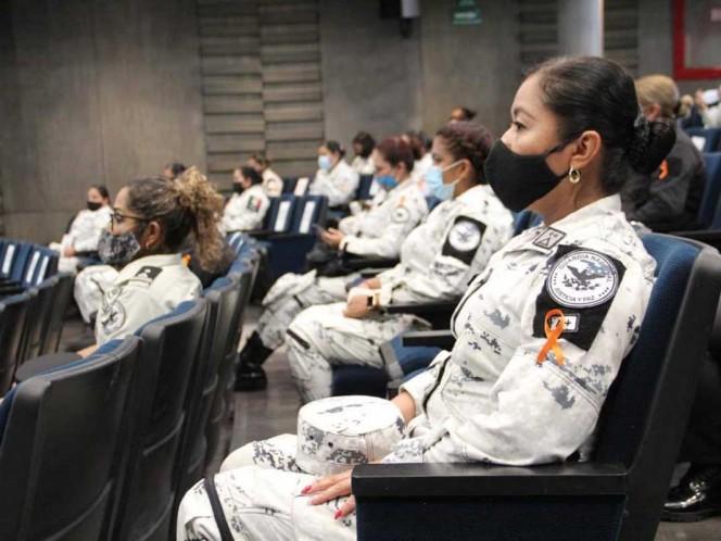 Guardia Nacional va contra la violencia de género