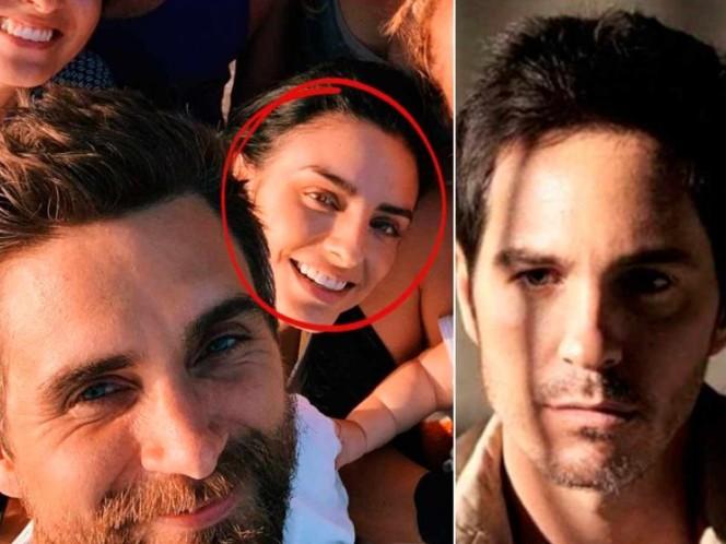 Quién es el nuevo novio de Aislinn Derbez. Foto: Instagram @jeshderox/Telemundo