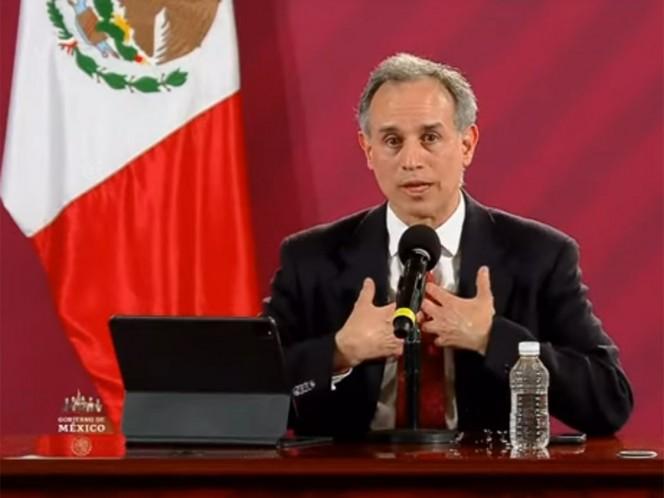 Hugo López-Gatell Ramírez, subsecretario de Prevención y Promoción de la Salud, advirtió que la vacuna contra covid-19 no va a solucionar todo de un día para otro. Foto: Especial
