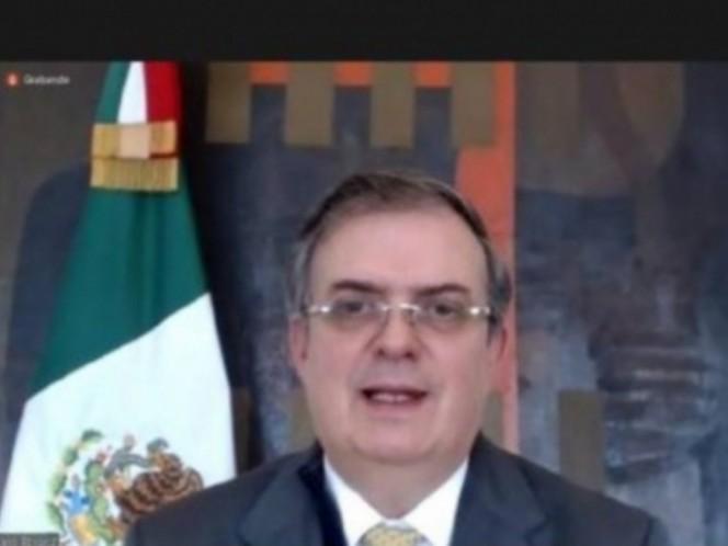 Embajadores y cónsules mexicanos se reunirán de manera virtual