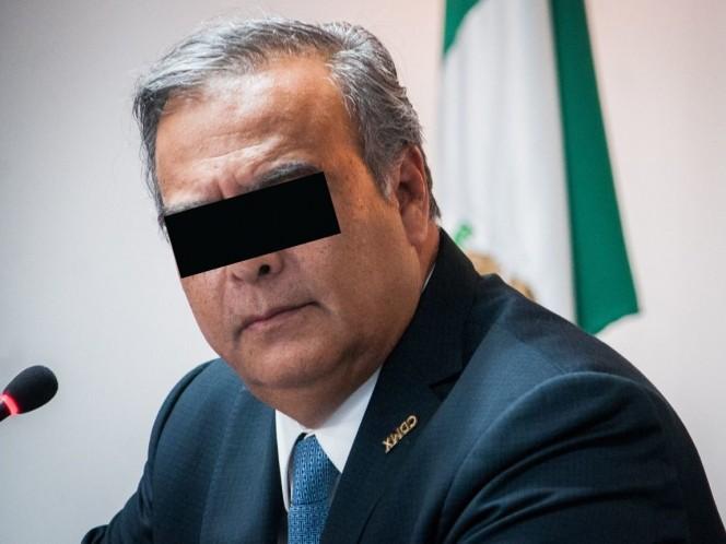 Un juzgado en Materia Penal de la Ciudad de México concedió un amparo al exjefe de la policía capitalina, Raymundo Collins Flores. Foto: Cuartoscuro/Archivo