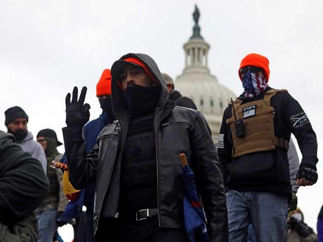 Alerta FBI sobre protestas armadas en todo EU durante investidura de Biden