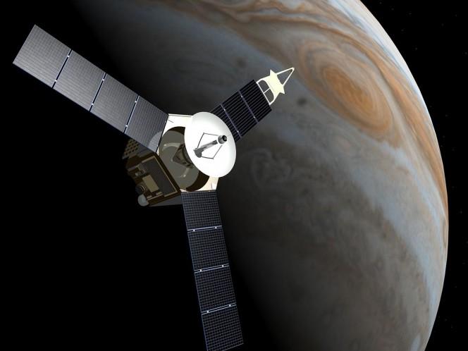 NASA detecta 'señal de radio' en una luna de Júpiter