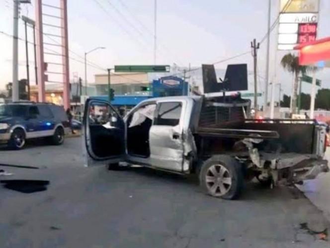 Enfrentamiento deja 4 sicarios muertos en Tamaulipas