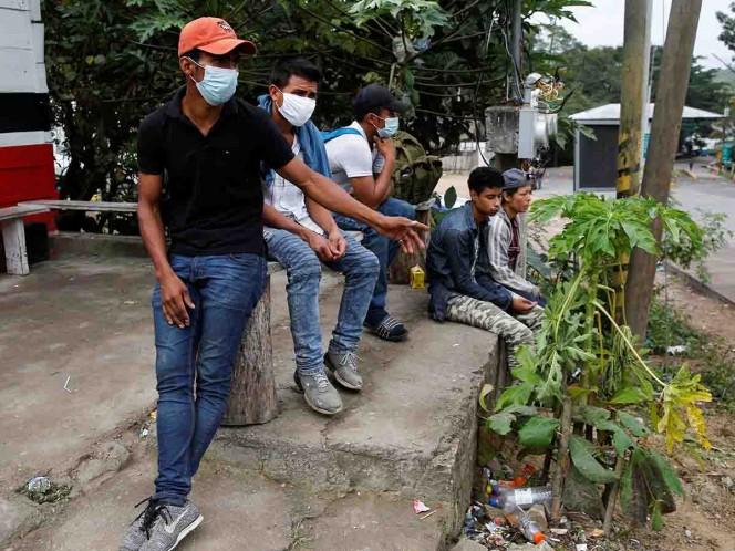 Los migrantes que solicitaban asilo en Eu eran enviados a México en lo que se resolvía su situación jurídica.