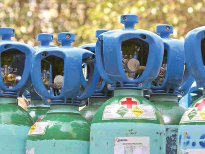 Crimen organizado trafica con oxígeno; aumentan fraudes con tanques