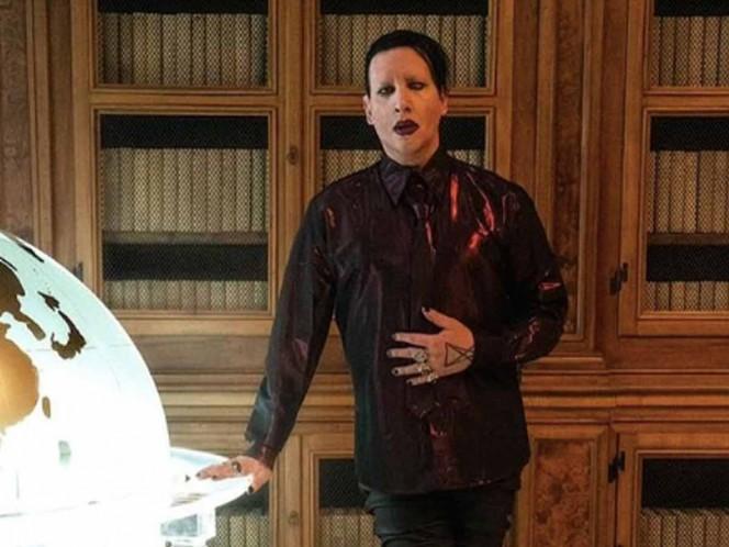 Pese a las acusaciones, Marilyn Manson se ha defendido a través de Instagram. Foto: IG marilynmanson