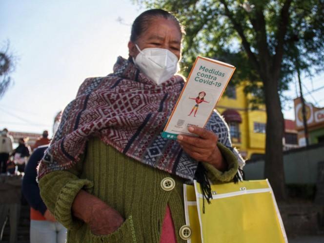 De acuerdo al último reporte - entre personal de salud, adultos mayores y personal educativo en Campeche- se han aplicado 749 mil 682 vacunas contra coronavirus. Foto: Cuartoscuro