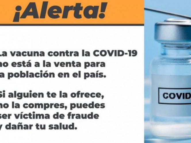 Clausuran clínica que aplicaba 'vacuna anticovid' en 22 mil pesos