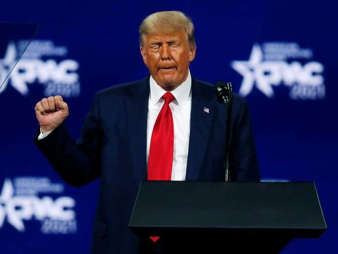Trump se vacunó en secreto contra el covid-19 antes de dejar la Casa Blanca
