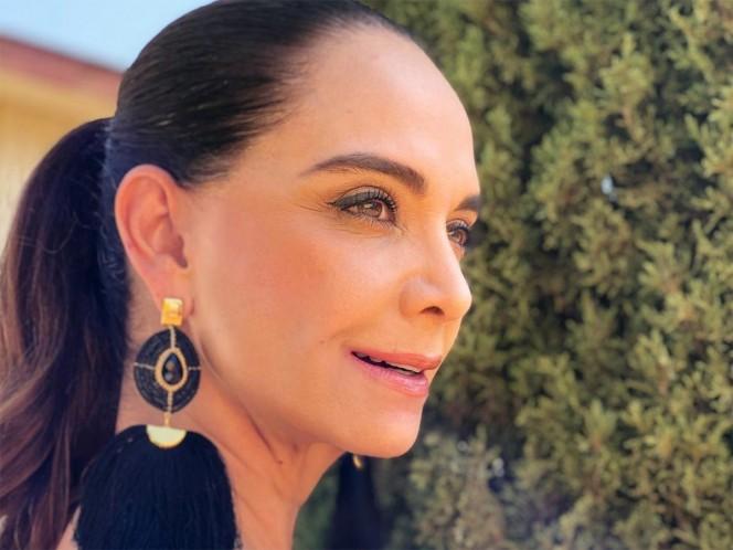 """Reunida previamente con priistas y panistas de Baja California, Lupita Jones aseveró ante más de 50 mujeres de la alianza """"Va por México"""", que no es solo """"una cara bonita""""."""