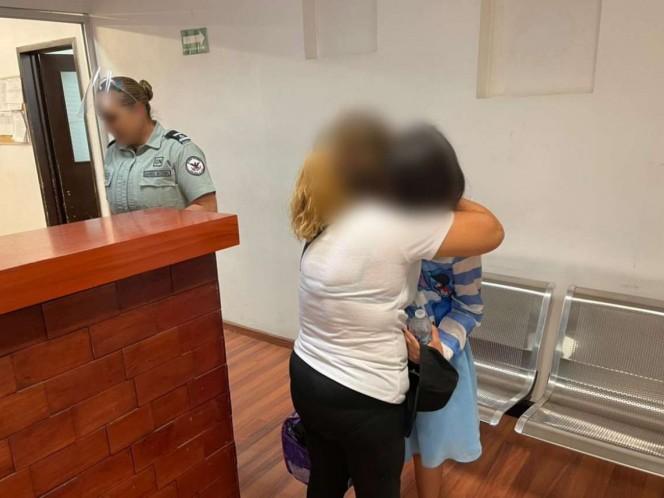 Niña pretendía viajar a Guatemala por sujeto que conoció en redes