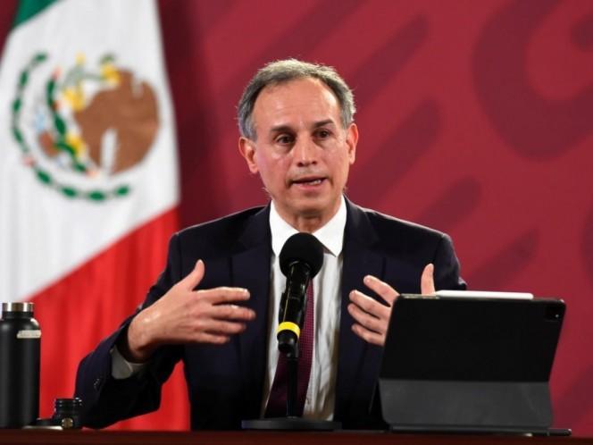 López-Gatell podría reiniciar actividades vía virtual este miércoles