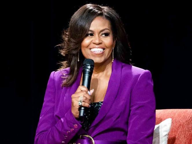 Michelle Obama ya piensa en el retiro de la vida pública. Foto: AP