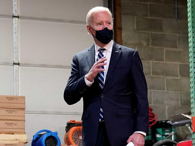 EU habla con varios países sobre vacuna covid extras, anuncia Biden