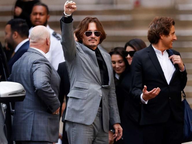 Johnny Depp busca apelar caso de difamación en Londres. Foto: Reuters