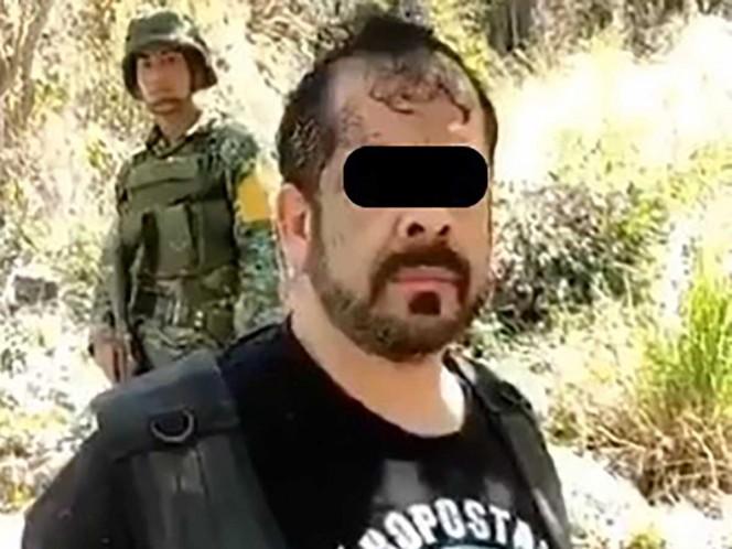 Detienen al 'M3', presunto líder del CJNG en Nayarit