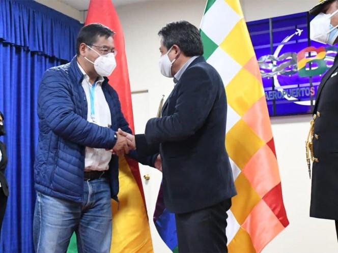 La visita de Arce Catacora se llevará a cabo en el marco del 190 aniversario del establecimiento de relaciones diplomáticas entre ambas naciones. Foto: @LuchoXBolivia