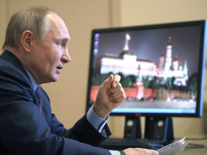 Aprueban ley en Rusia para que Putin siga en el poder hasta 2036