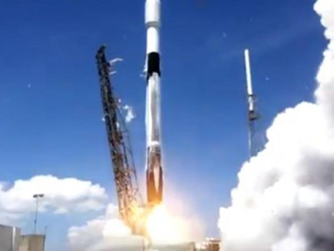 SpaceX lanza 60 satélites Starlink con conectividad a Internet. Noticias en tiempo real