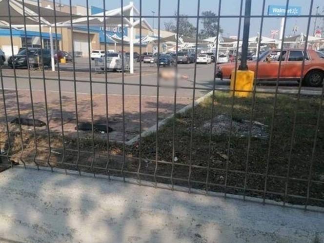 Graban ejecución en centro comercial de Tamaulipas