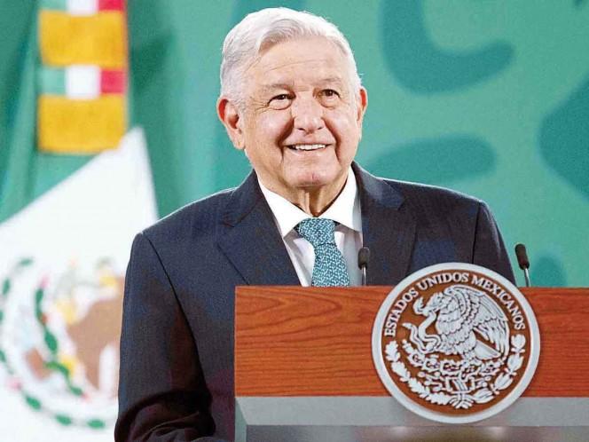 En conferencia matutina de prensa, el presidente López Obrador dijo que es posible que no guste un personaje, hombre o mujer, pero no se pueden fabricar delitos en agravio de nadie. Foto: Especial