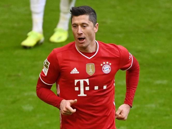 Lewandowski, de nuevo baja del Bayern Múnich. Noticias en tiempo real