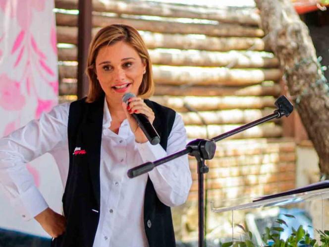 Con amparos logra evadir Maru Campos audiencia por moches. Noticias en tiempo real