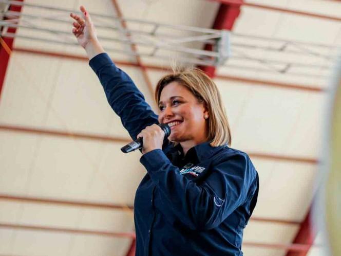 Se ampara candidata del PAN a gobierno de Chihuahua y difieren audiencia. Noticias en tiempo real