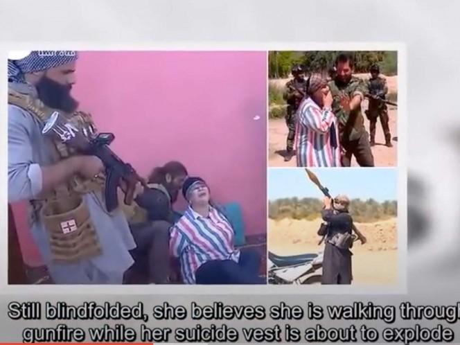 Falsos terroristas y cámaras ocultas, así los shows de TV en Irak