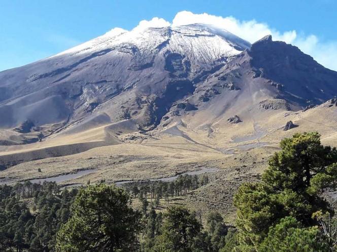 Popocatépetl, Iztaccíhuatl, Seguridad, Protección Civil, Semáforo de alerta volcánica, Valle de México, CDMX, Edomex, Puebla, CNPC, Explosión, Ceniza, Sismo volcánico, UNAM, Monitoreo
