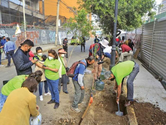 Sedema defiende construcciones en Xoco; se consultaron con la comunidad, insisten. Noticias en tiempo real