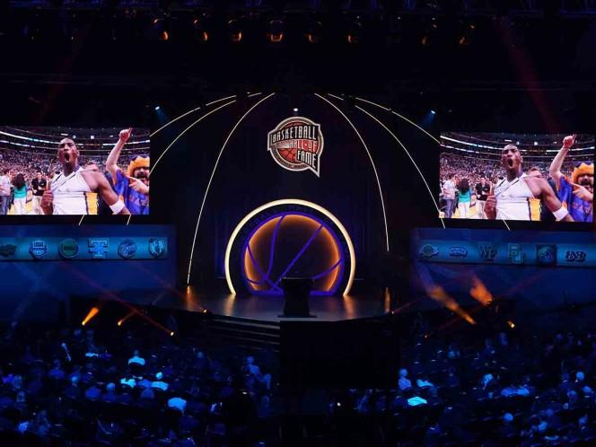 Kobe Bryant ya es inmortal, inducido al Salon de la Fama. Noticias en tiempo real