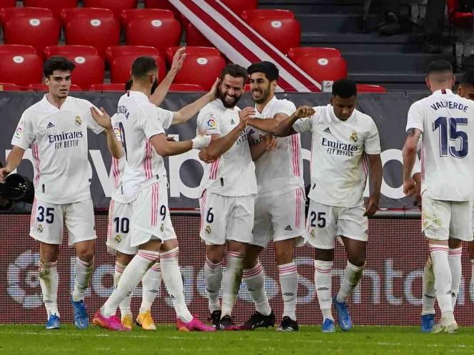 Real Madrid se mantiene en lucha por el campeonato. Noticias en tiempo real