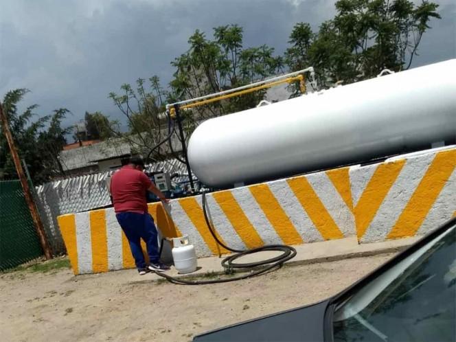 Denuncian instalación de gaseras clandestinas en Nicolás Romero